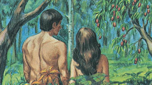 ancient history, bible history, Adam and Eve, creation
