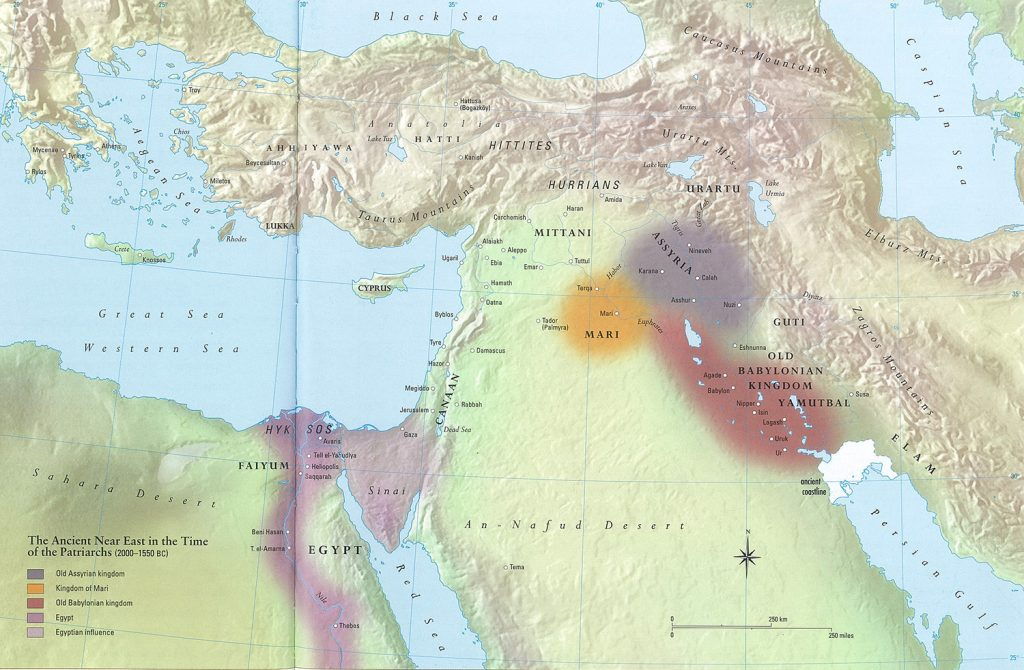 Ancient Middle East map, ancient maps, Biblical maps, ancient warfare, Bible battles, Genesis