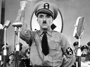 Leading of the Holy Spirit, Charlie Chaplin
