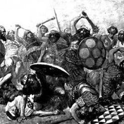 ancient history, bible history, war history, Defeat at Hormah, Numbers 14, Deuteronomy 1, Amalekites and Canaanites