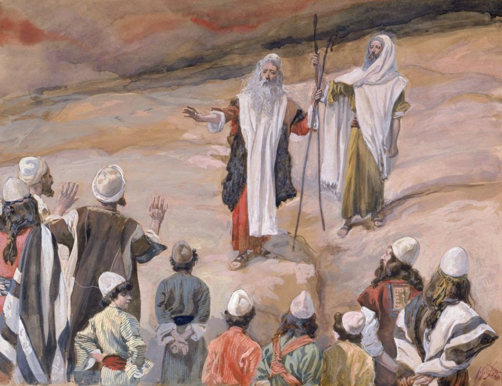 bible timeline, bible history, Deuteronomy 31, Moses farewell