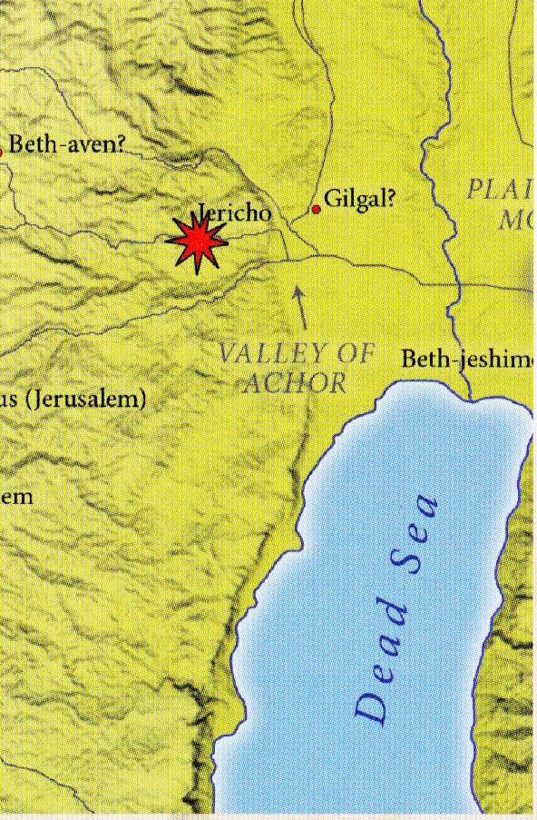 The BATTLE of JERICHO Gods War Plan Best Bible Battles War