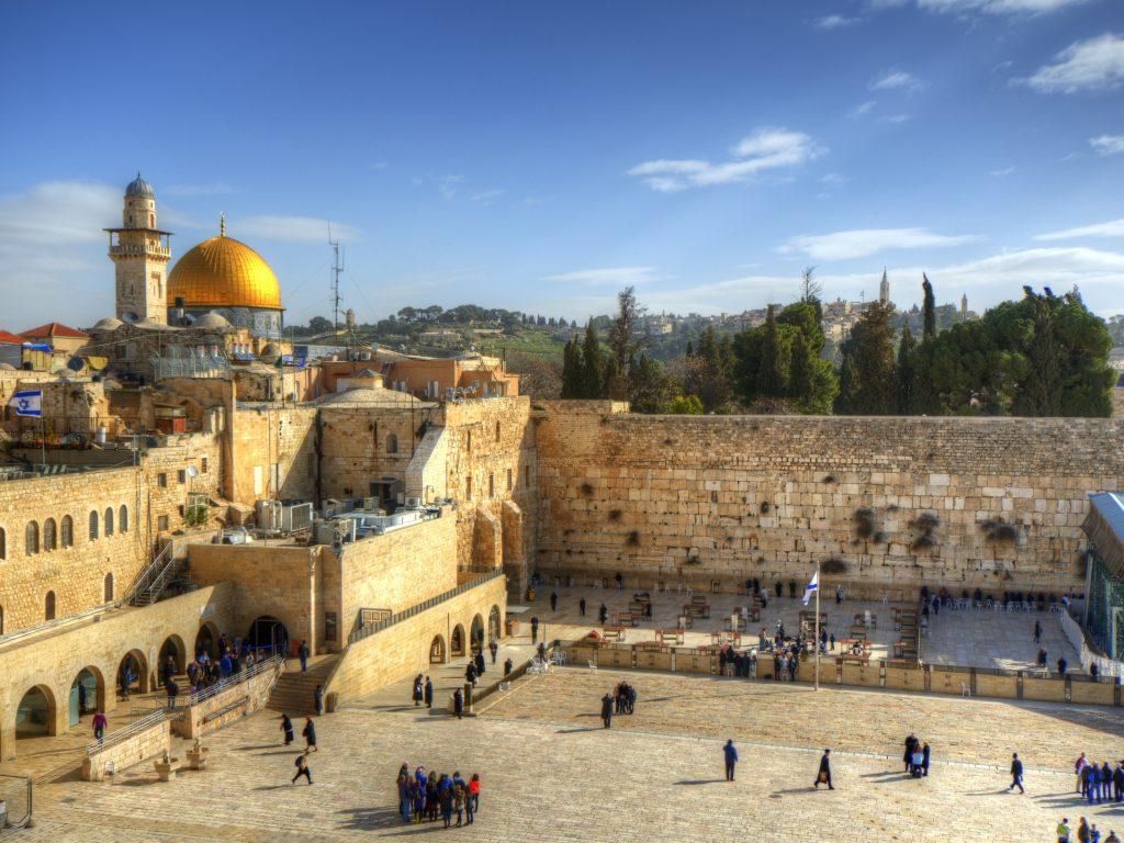 world history, religious wars, wars and rumors of wars, Jewish history, Jerusalem capital