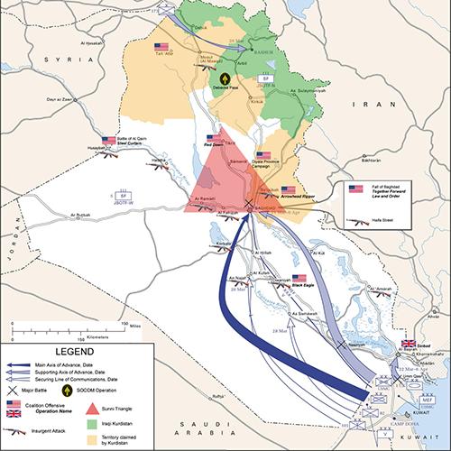 End Times, eschatology, Iraq War, Saddam Hussein