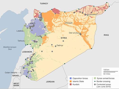 End Times, eschatology, Isaiah 17, Syrian war, war timeline