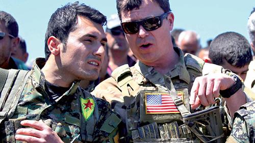 End Times, eschatology, Syrian war, war timeline, Kurds, US support