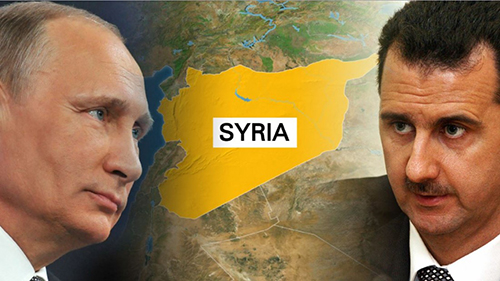 End Times, eschatology, Syrian war, war timeline, Assad, Russian support, Putin