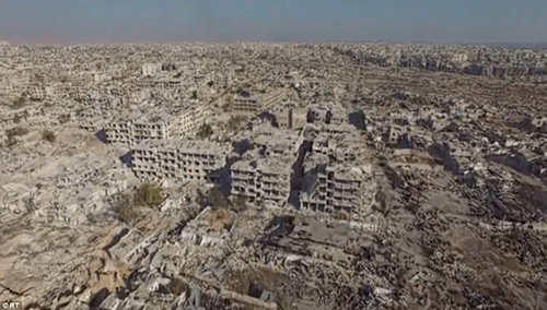 End Times, End of the World, destruction of Damascus, Isaiah 17, wars and rumors of wars, Syrian war