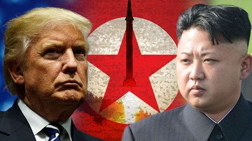 End Times, eschatology, Apocalypse, wars and rumors of wars, United States and North Korea, Kim Jong Un, missiles