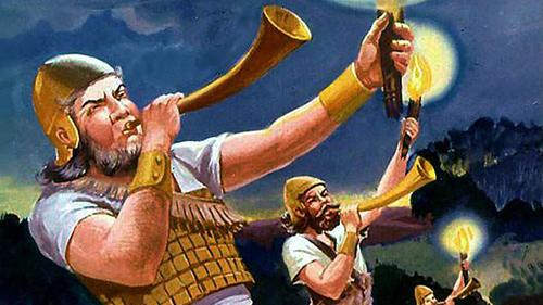 SPRING of HAROD, Gideon 300, Midianites, Judges 7, Bible battles, spiritual warfare, bible history, ancient Israel, Jewish history, military history, ancient warfare, ancient history, bible timeline