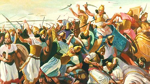 Bible Battles - Gilead 2