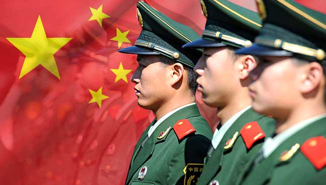 End Times, Revelation, world history timeline, wars and rumors of wars, Chinese Army